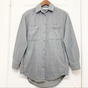 Madewell Tops - Madewell | Sunday Flannel Shirt